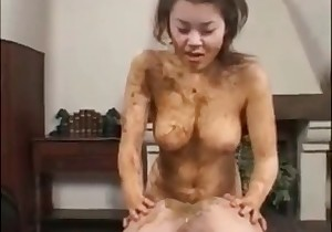 movie clips of women taking a shit